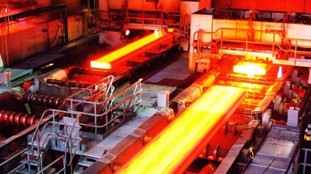 ترکیه در تولید فولاد خام بیشترین رشد را در جهان ثبت کرد