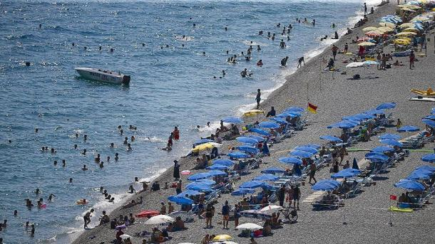 ترکیه توانایی میزبانی 40 میلیون گردشگر خارجی را دارد
