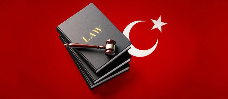 قوانین کشور ترکیه